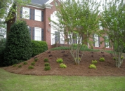 Atlanta Sloped Landscape