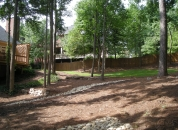 Rock Retaining Wall ATL